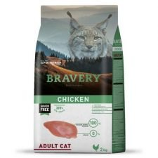 Bravery Chicken Adulto Gato