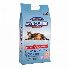 ARENA AMERICA LITTER ULTRA ODOR BABY POWDER